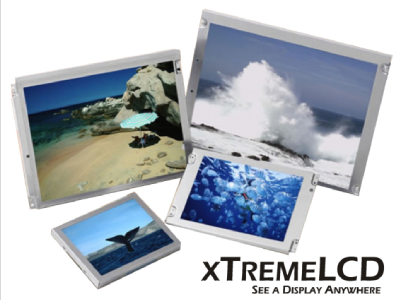 xTremeLCD High Bright Displays